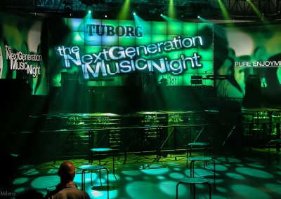 Tuborg – The Next Generation Music Night