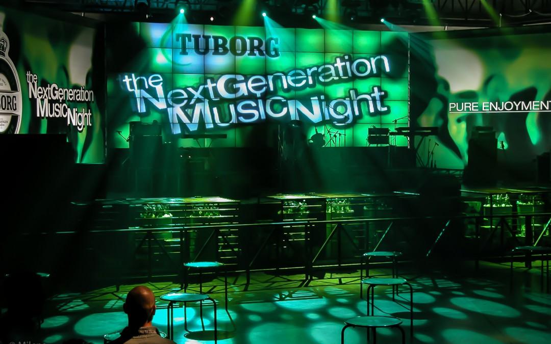 Tuborg – The Next Generation Music Night
